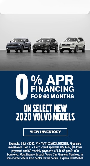New Special - 0% APR for 60 Months