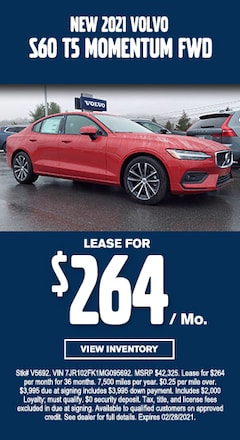 Special - 2021 S60