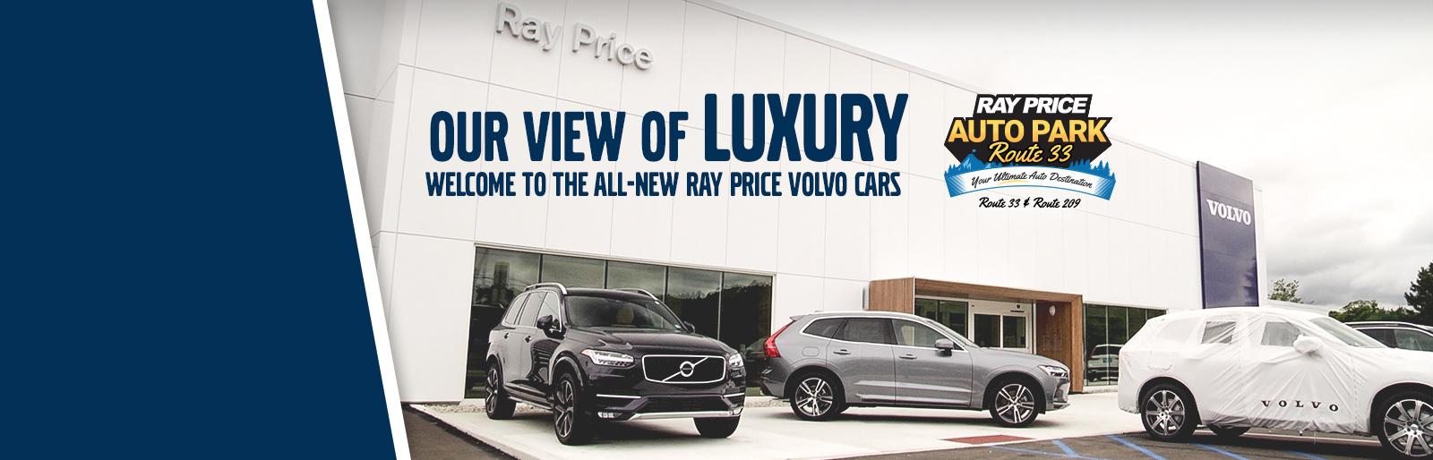 ray price volvo cars