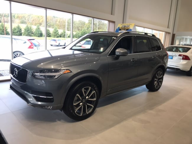 New 2019 Volvo XC90 T6 Momentum SUV For Sale/Lease East Stroudsburg, PA