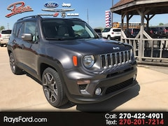2019 Jeep Renegade LIMITED FWD Sport Utility