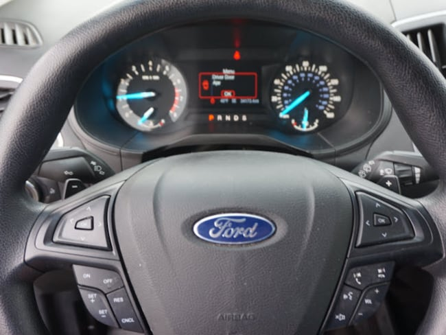 used 2016 ford edge for sale at ray seraphin ford inc. Black Bedroom Furniture Sets. Home Design Ideas