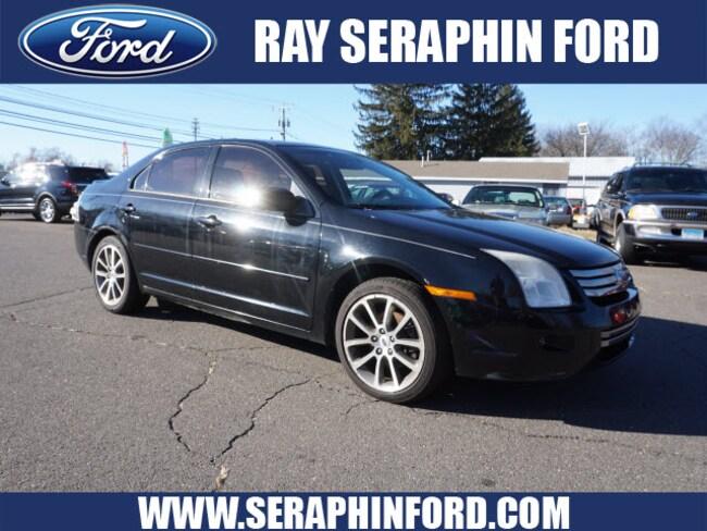 2008 Ford Fusion V6 SE Sedan