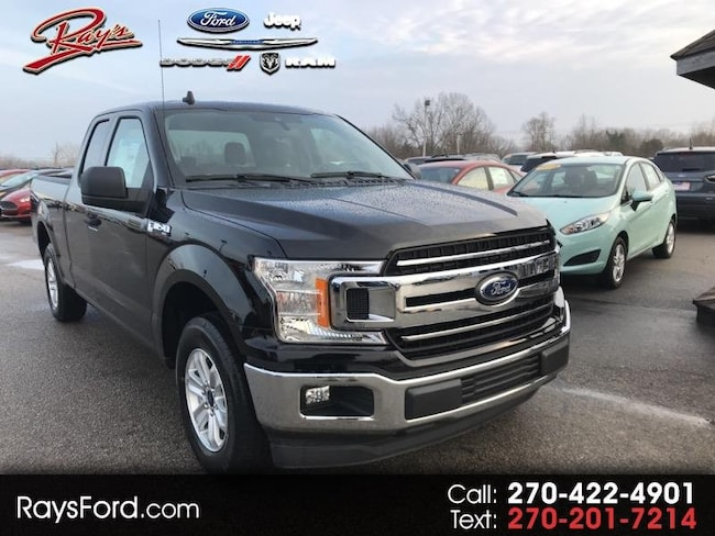2019 Ford F-150 2WD SuperCab 145 XLT Truck SuperCab Styleside