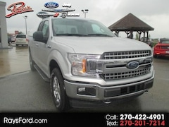 2018 Ford F-150 XLT SuperCab 6.5-ft. Bed 4WD Truck SuperCab Styleside