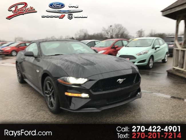 2019 Ford Mustang 2dr Coupe GT Coupe