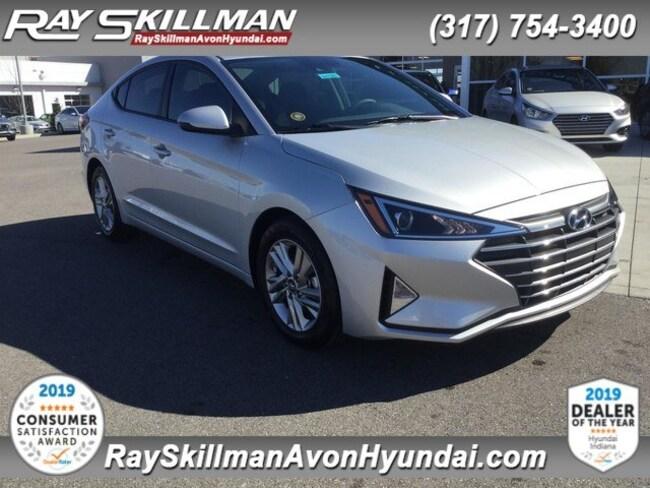 New 2019 Hyundai Elantra For Sale At Ray Skillman Avon Hyundai Vin