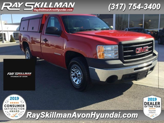 2013 GMC Sierra 1500 Work Truck 2WD Long Box Truck Regular Cab