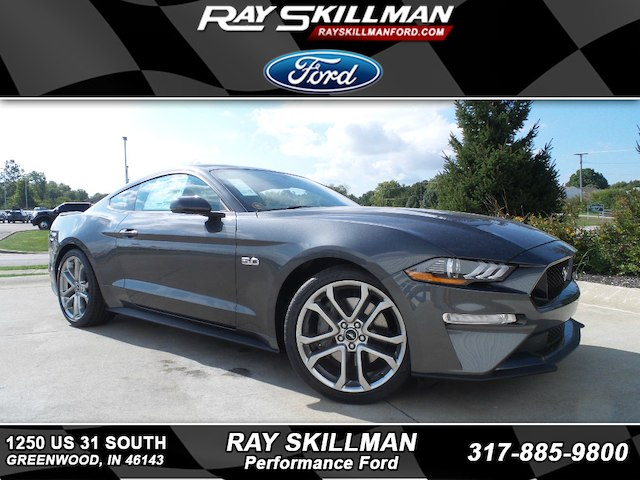 2019 Ford Mustang GT Premium Coupe