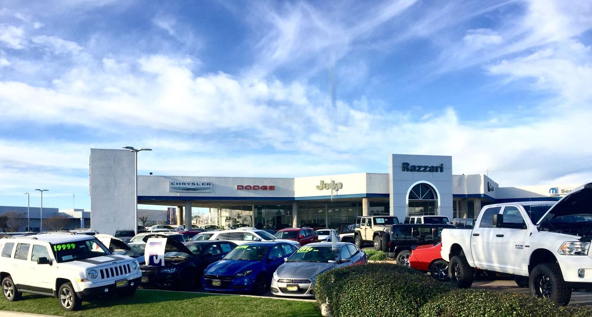 The Razzari Auto Centers