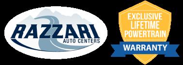 Lifetime Powertrain Warranty >> Exclusive Lifetime Powertrain Warranty The Razzari Auto Centers