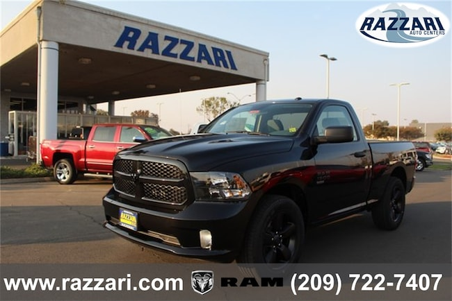 New 2019 Ram 1500 CLASSIC EXPRESS REGULAR CAB 4X2 6'4 BOX Regular Cab for sale in Merced, CA