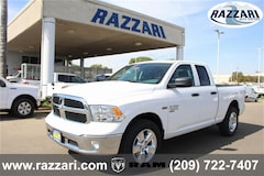 New 2019 Ram 1500 CLASSIC TRADESMAN QUAD CAB 4X4 6'4 BOX Quad Cab for sale in Merced, CA