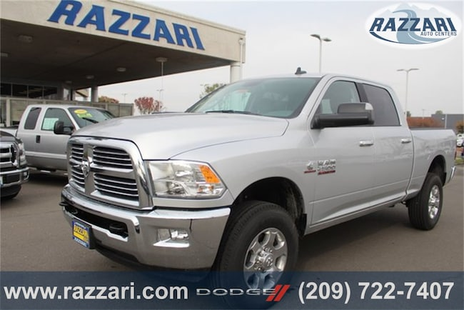 New 2018 Ram 2500 BIG HORN CREW CAB 4X4 6'4 BOX Crew Cab For Sale in Merced, CA