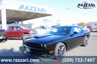 New 2019 Dodge Challenger GT Coupe 2C3CDZJG7KH529658 For Sale in Merced, CA
