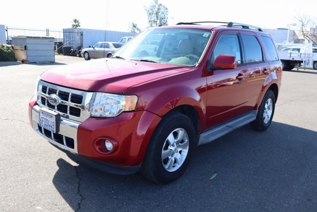Used 2010 Ford Escape Limited SUV for sale in Merced, CA