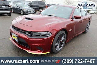 New 2019 Dodge Charger SCAT PACK RWD Sedan 2C3CDXGJ4KH605473 For Sale in Merced, CA