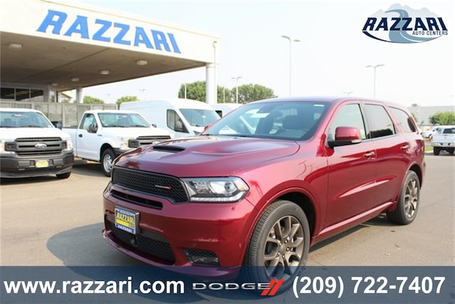 New 2018 Dodge Durango R/T AWD Sport Utility For Sale in Merced, CA