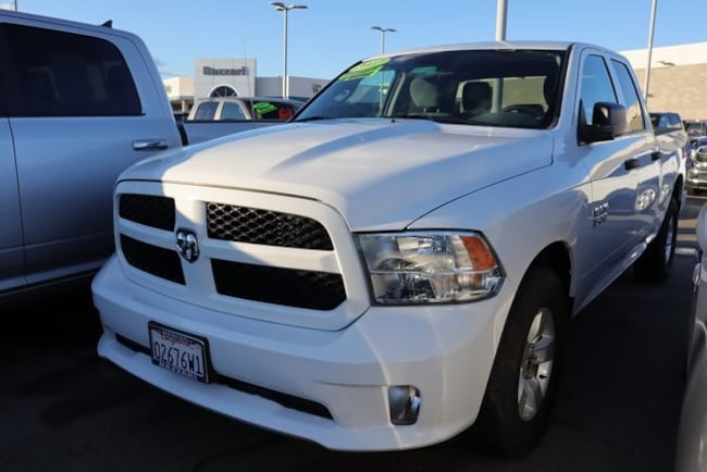Used 2017 Ram 1500 Tradesman/Express Truck Quad Cab For Sale in Merced, CA