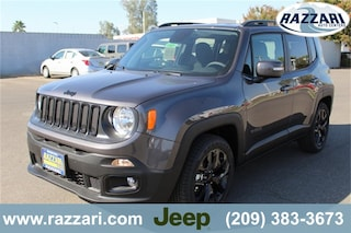 New 2018 Jeep Renegade ALTITUDE 4X2 Sport Utility ZACCJABB0JPJ12479 For Sale in Merced, CA