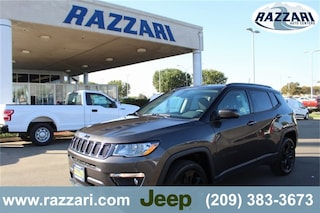 New 2019 Jeep Compass ALTITUDE 4X4 Sport Utility 3C4NJDBB5KT595653 For Sale in Merced, CA