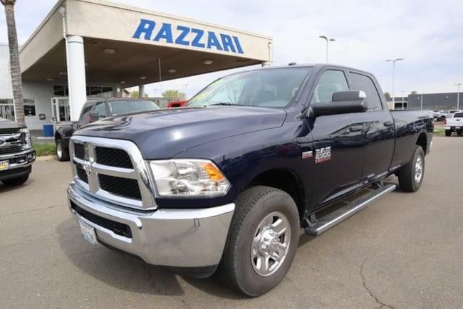 Used 2016 Ram 2500 Tradesman Truck Crew Cab For Sale in Merced, CA