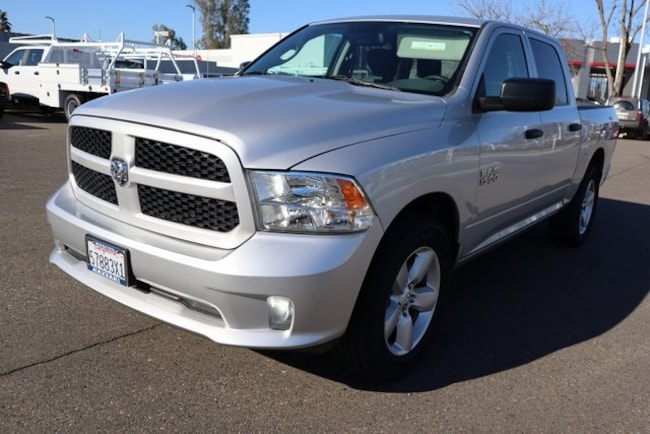 Used 2016 Ram 1500 Tradesman Truck Crew Cab For Sale in Merced, CA