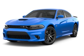 New 2019 Dodge Charger SCAT PACK RWD Sedan 2C3CDXGJ3KH605481 For Sale in Merced, CA