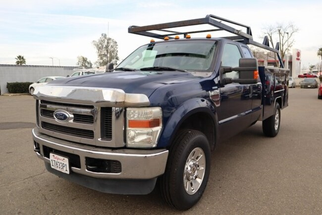 Used 2008 Ford F-350 Chassis Truck Super Cab For Sale in Merced, CA
