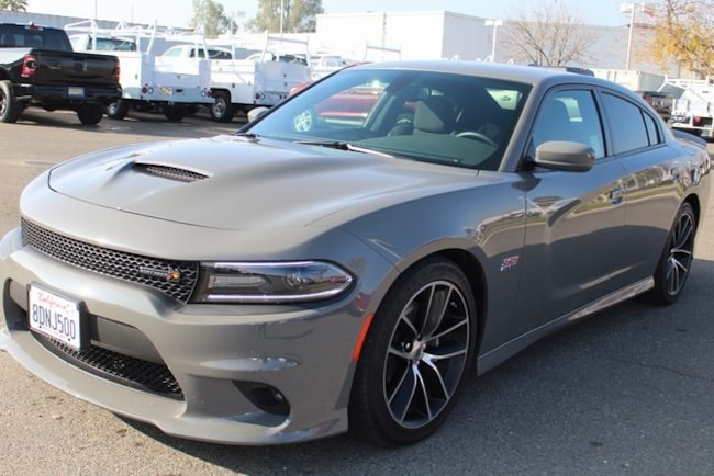 Used 2018 Dodge Charger R/T 392 Sedan for sale in Merced, CA