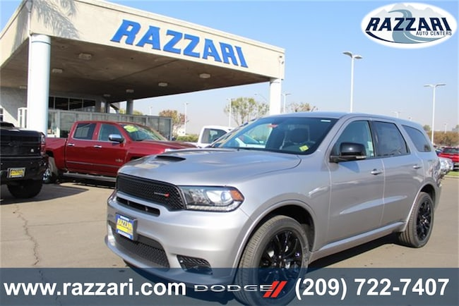 New 2019 Dodge Durango GT PLUS AWD Sport Utility for sale in Merced, CA