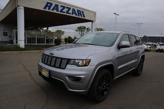 New 2019 Jeep Grand Cherokee ALTITUDE 4X4 Sport Utility 1C4RJFAG0KC737381 For Sale in Merced, CA