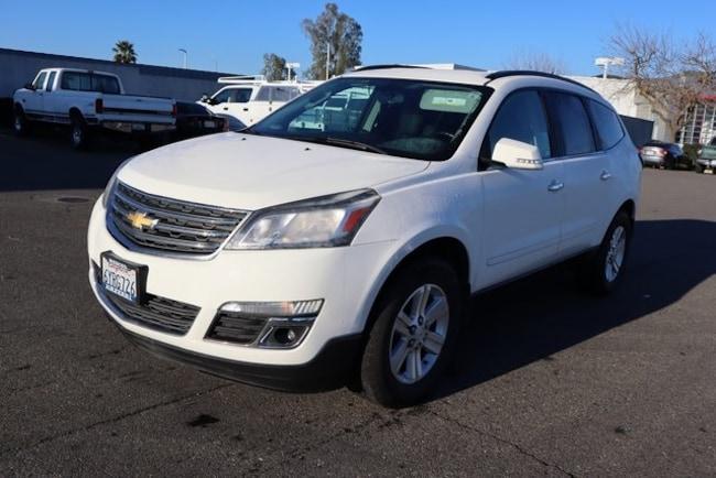 Bargain 2013 Chevrolet Traverse 1LT SUV for sale in Merced, CA