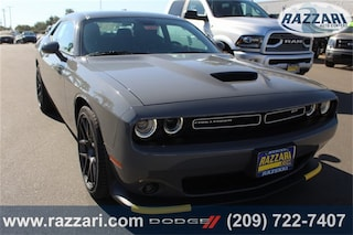 New 2019 Dodge Challenger GT Coupe 2C3CDZJG6KH529649 For Sale in Merced, CA