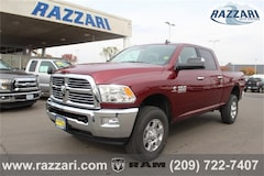 Commercial 2018 Ram 2500 BIG HORN CREW CAB 4X4 6'4 BOX Crew Cab for sale in Merced, CA