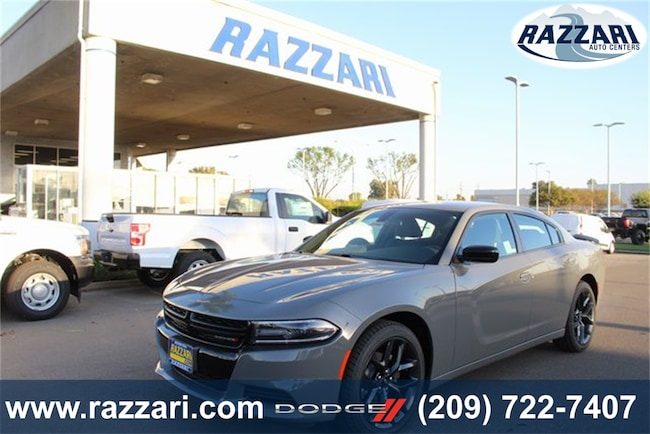 New 2019 Dodge Charger SXT RWD Sedan For Sale in Merced, CA