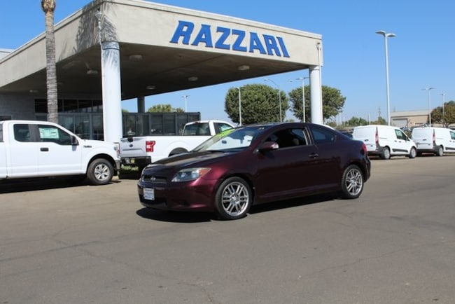 Used 2005 Scion tC Base Coupe for sale in Merced, CA