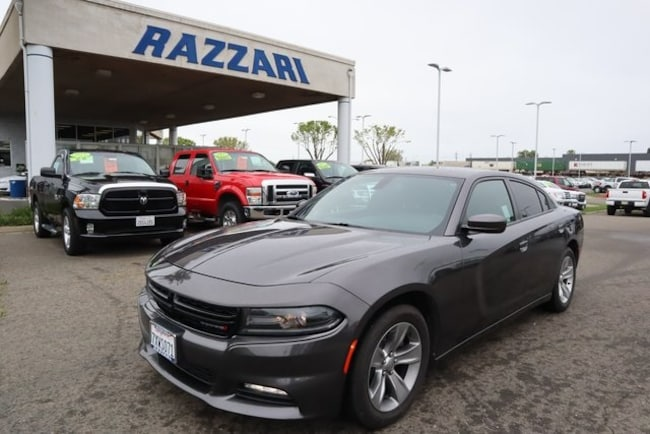 Used 2016 Dodge Charger SXT Sedan For Sale in Merced, CA