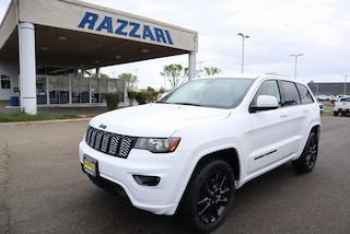 New 2019 Jeep Grand Cherokee ALTITUDE 4X4 Sport Utility 1C4RJFAG2KC737382 For Sale in Merced, CA