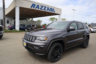 New 2019 Jeep Grand Cherokee ALTITUDE 4X4 Sport Utility 1C4RJFAG4KC737383 For Sale in Merced, CA