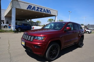 New 2019 Jeep Grand Cherokee ALTITUDE 4X4 Sport Utility 1C4RJFAG6KC737384 For Sale in Merced, CA