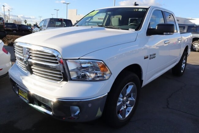 Used 2016 Ram 1500 SLT Truck Crew Cab for sale in Merced, CA