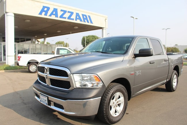 Used 2013 Ram 1500 Tradesman/Express Truck Crew Cab For Sale in Merced, CA