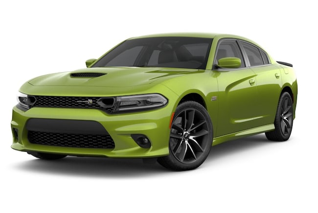 New 2019 Dodge Charger SCAT PACK RWD Sedan for sale in Merced, CA