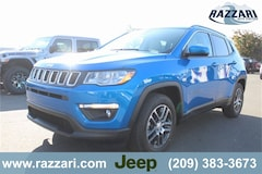 New 2019 Jeep Compass SUN & WHEEL FWD Sport Utility for sale in Merced, CA