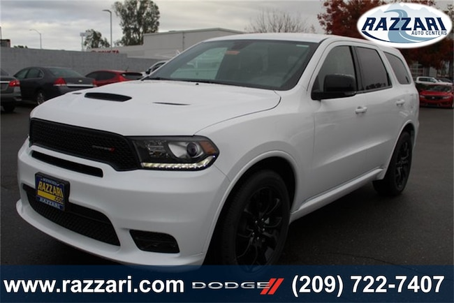 New 2019 Dodge Durango GT PLUS RWD Sport Utility for sale in Merced, CA