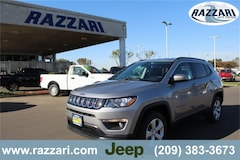 New 2019 Jeep Compass LATITUDE 4X4 Sport Utility for sale in Merced, CA