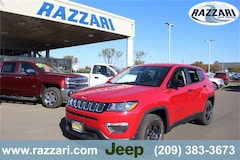 New 2019 Jeep Compass SPORT FWD Sport Utility for sale in Merced, CA