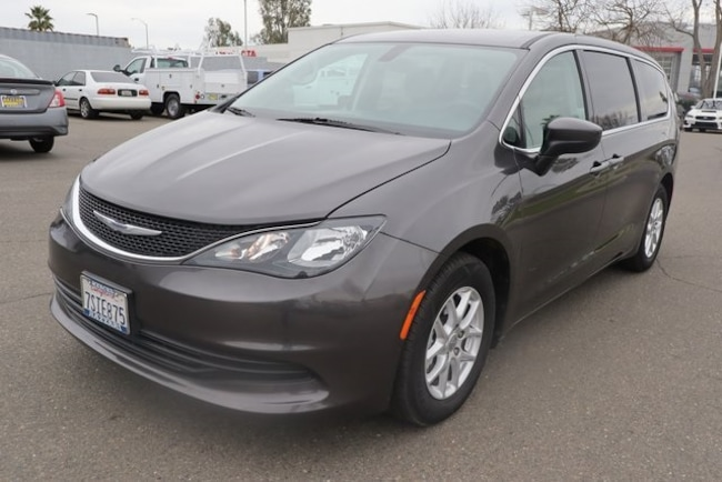 Used 2017 Chrysler Pacifica Touring Van For Sale in Merced, CA