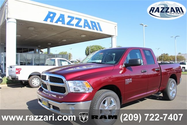 New 2019 Ram 1500 CLASSIC TRADESMAN QUAD CAB 4X2 6'4 BOX Quad Cab For Sale in Merced, CA
